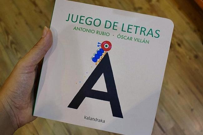 juego letras